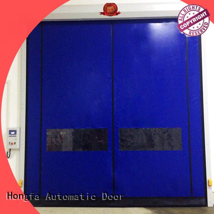 Hongfa high-quality Self-repairing Door zipper for supermarket