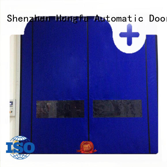high-quality Self-repairing Door supplier for cold storage room