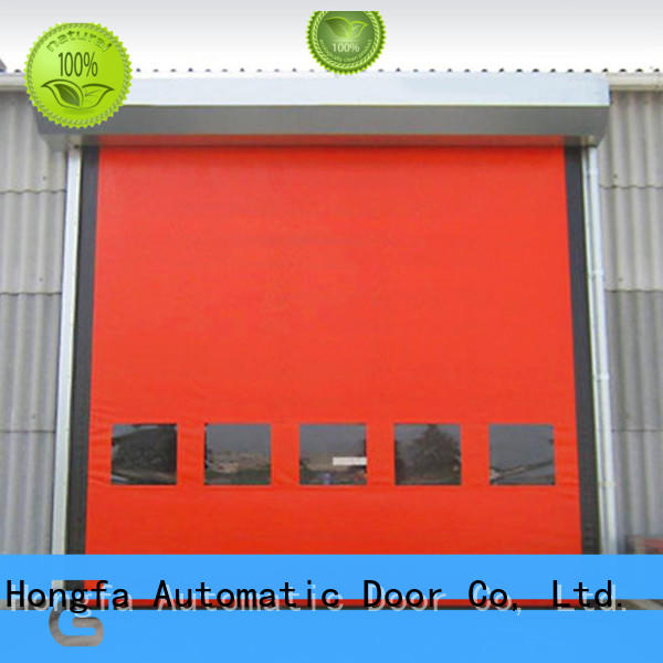 Hongfa good-looking Self-repairing Door China for warehousing