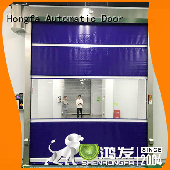 perfect roll up door rolling supplier for warehousing
