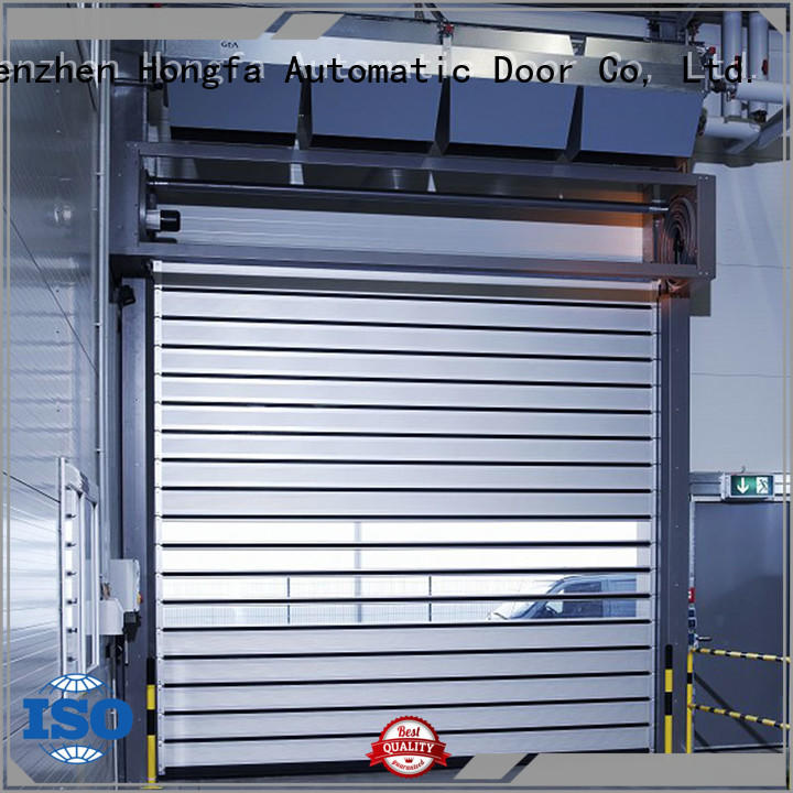 fashion design high speed spiral door fast shop now for cold room