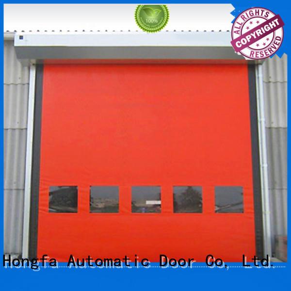 Hongfa high-quality custom roll up doors China for warehousing