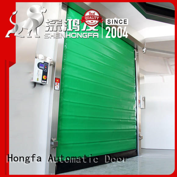 Hongfa door cold storage doors owner for warehousing