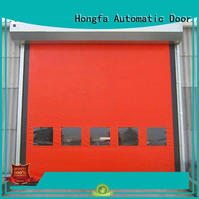 competetive price Self-repairing Door speed owner for food chemistry