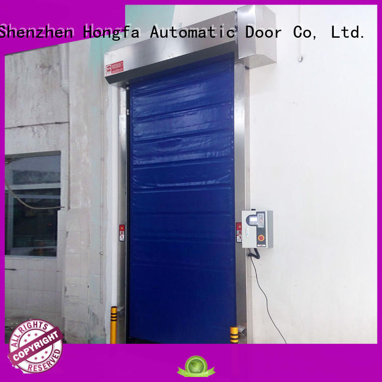 insulated pu foam door owner for cold storage room