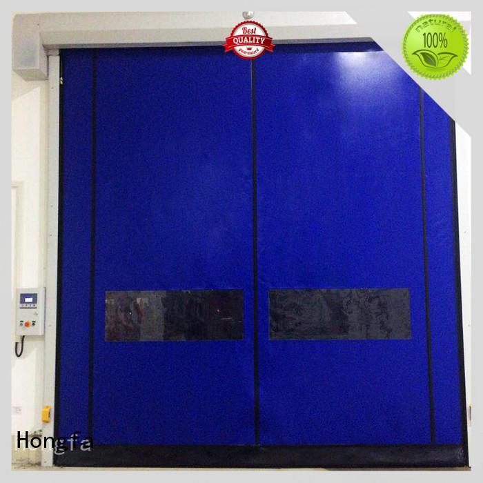Hongfa autorecovery zipper door type for food chemistry