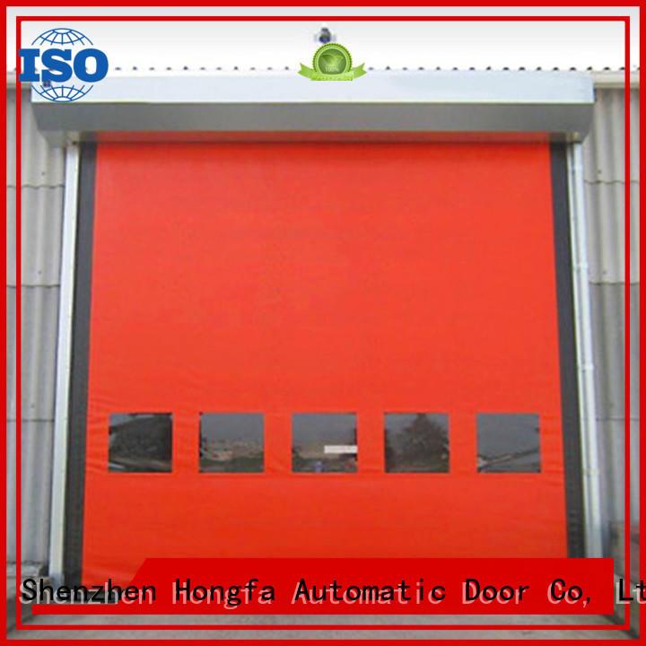 Hongfa perfect Self-repairing Door supplier for supermarket