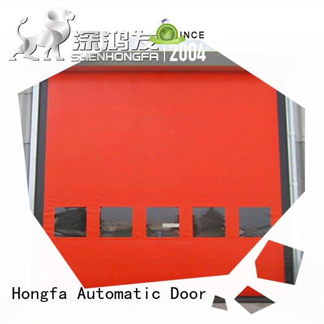 Hongfa good-looking Self-repairing Door type for warehousing