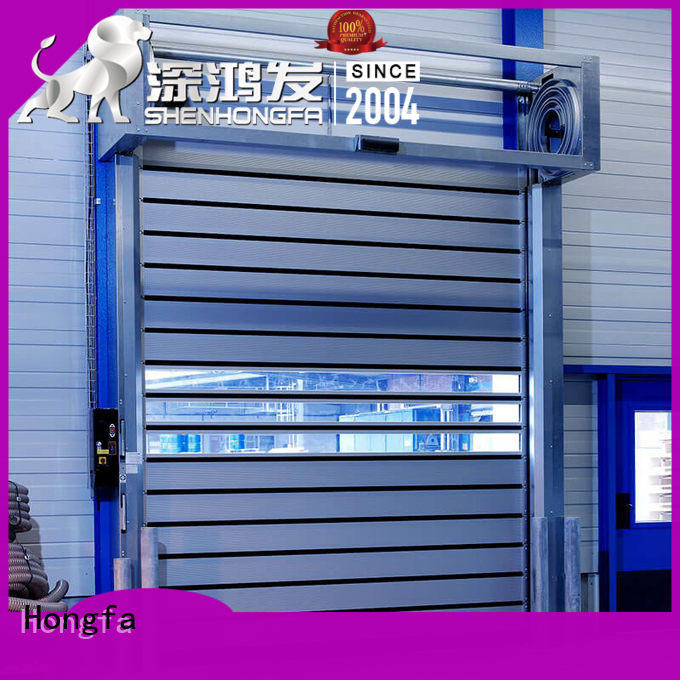 Hongfa speed security door buy now for factory
