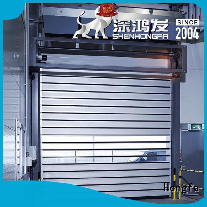 good-looking security door speed supplier for industrial warehouse