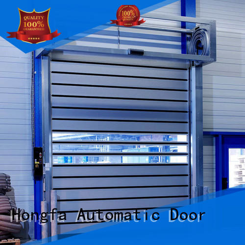 high-quality high speed spiral door automatic types for industrial warehouse