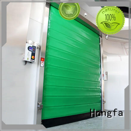 high-quality cold storage doors rapid for warehousing