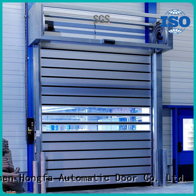 Hongfa high-quality 3x3 spiral door dropshipping for factory