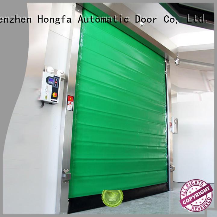 Hongfa efficient cold storage door marketing for cold storage room