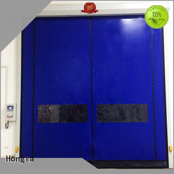 new arrival zipper door for-sale for cold storage room