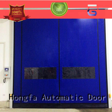 perfect high performance doors speed for warehousing