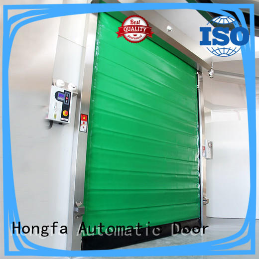 Hongfa storage cold storage doors manufacturer supplier for warehousing