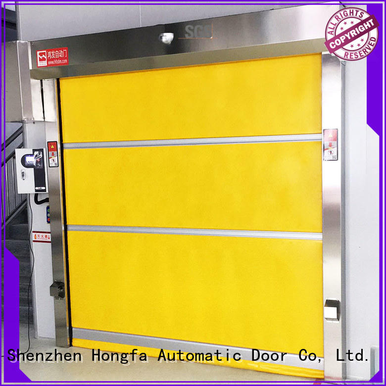 Hongfa door roll up door newly for storage