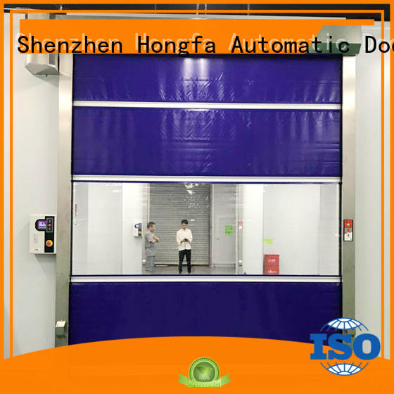 safe roll up doors interior fabric marketing for factory