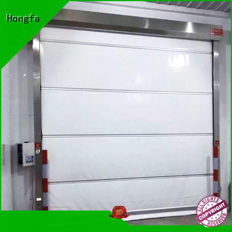 safe PVC fast door oem overseas market for warehousing