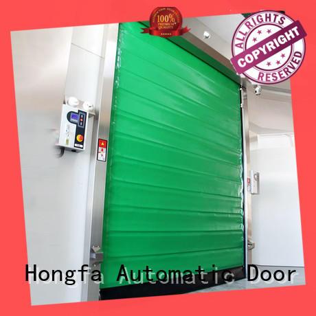 high-quality fast door foam popular for supermarket