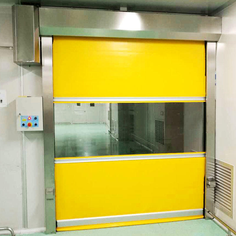 perfect roll up door control supplier for supermarket-2