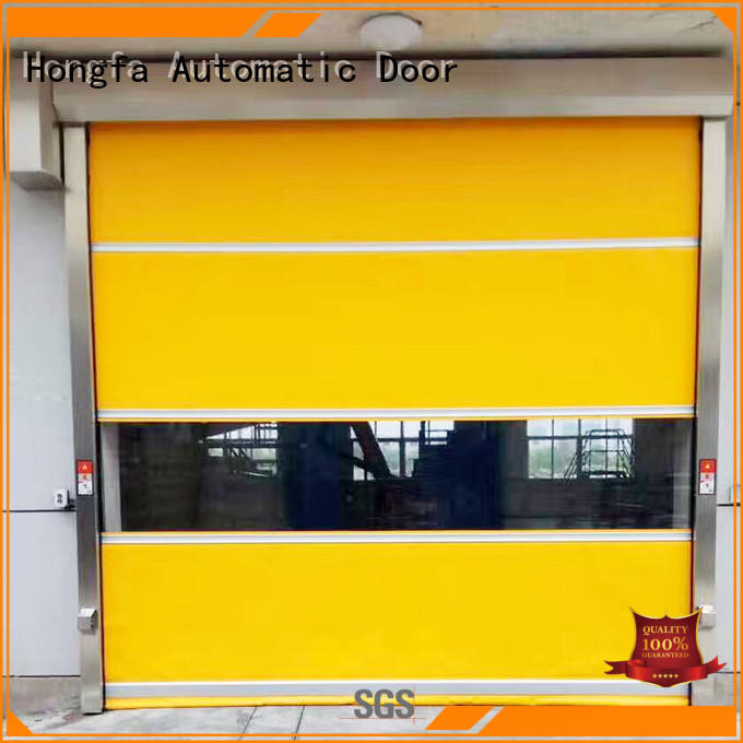 Hongfa safe high speed doors china for business for warehousing