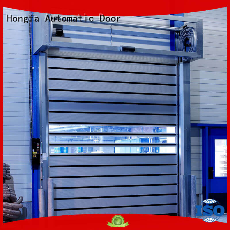 Hongfa door security door in different color for cold room