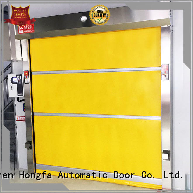 automatic rapid roll up door speed newly for supermarket