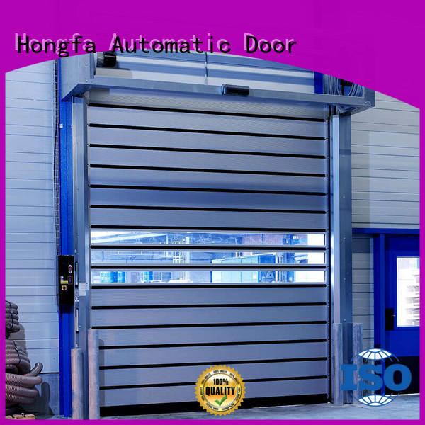 Hongfa fashion design aluminum door for wholesale for cold room