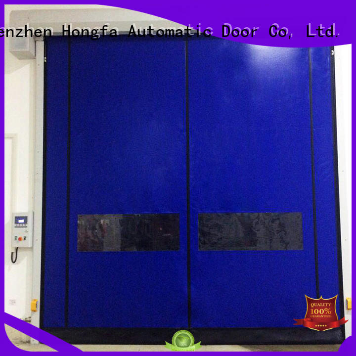 competetive price custom roll up doors door supplier for cold storage room