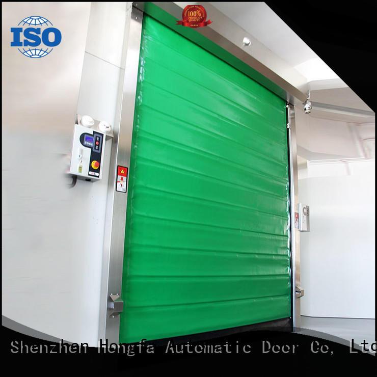 Hongfa pu cold storage doors marketing for cold storage room