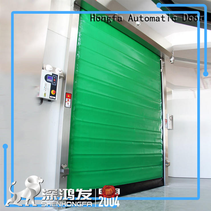 cold application Hongfa Brand cold storage doors suppliers