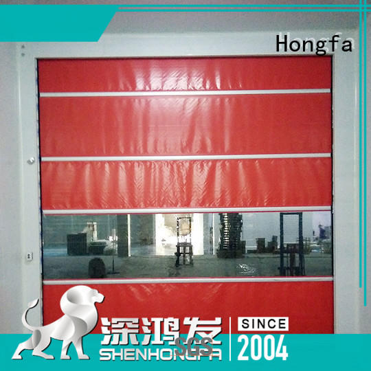 automatic insulated roll up door fast marketing for warehousing
