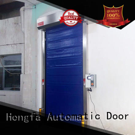 Hongfa application cold storage doors manufacturer supplier for warehousing