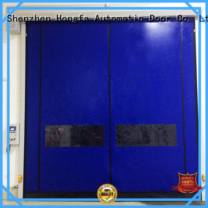 Hongfa high-tech Self-repairing Door experts for cold storage room