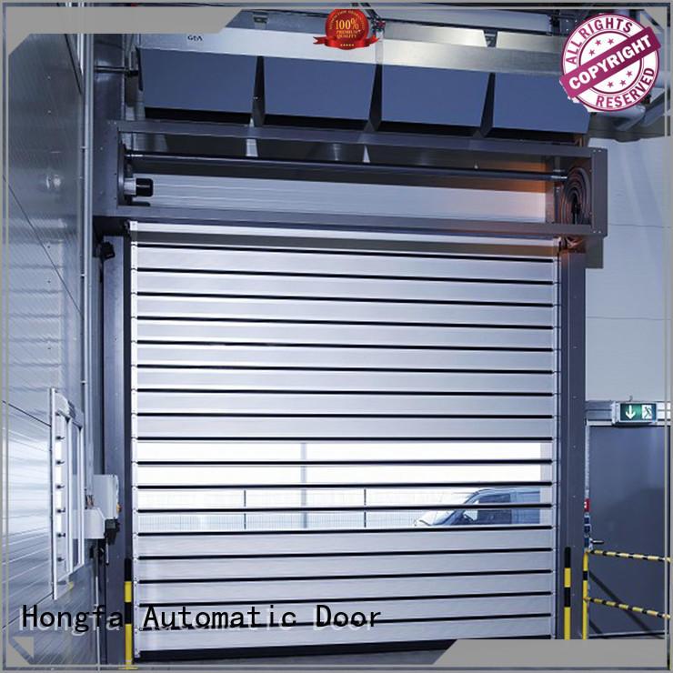 3x3 spiral door security for cold room Hongfa