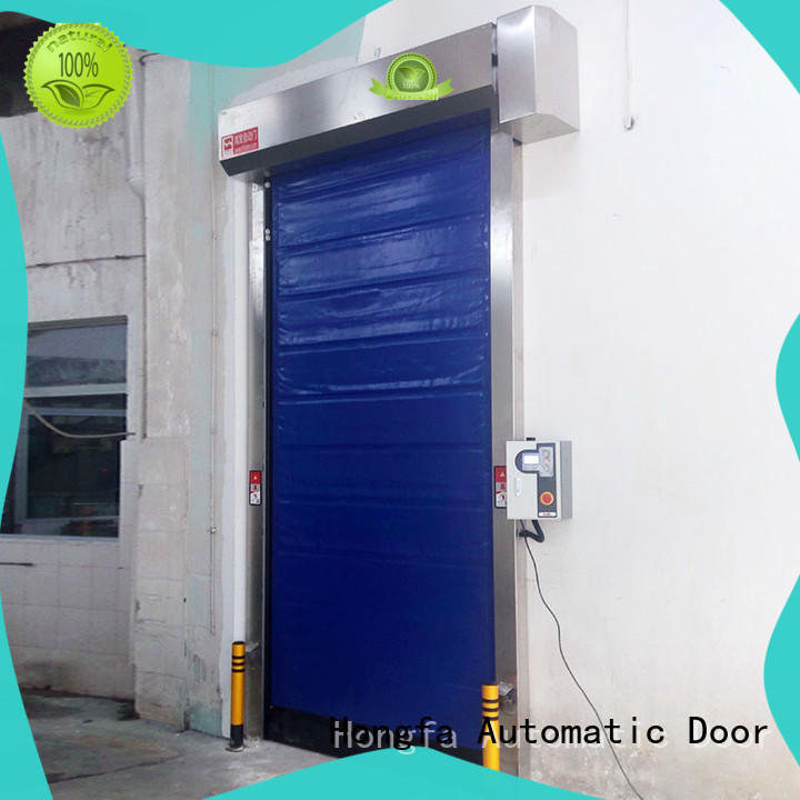 Hongfa high-quality cold storage door overseas market for cold storage room