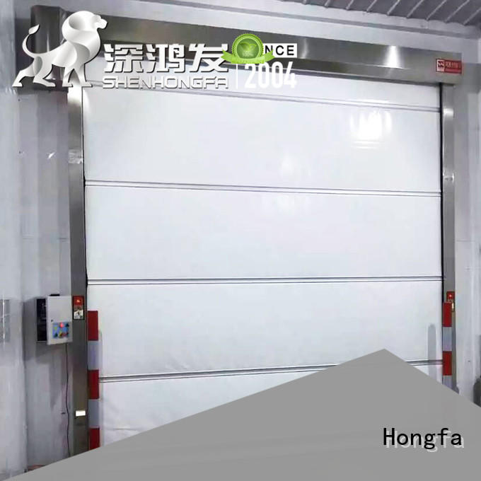 efficient rapid roll up door rapid factory price for storage