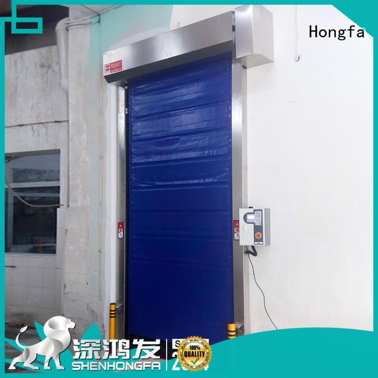 efficient cold storage doors manufacturer application popular for food chemistry