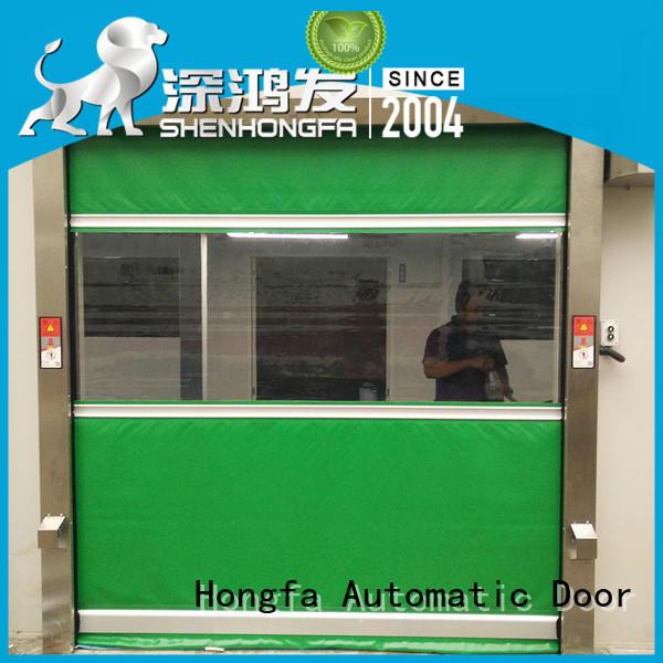 Hongfa professional high speed shutter door marketing for storage