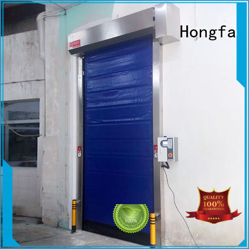 Hongfa safe fast door marketing for cold storage room
