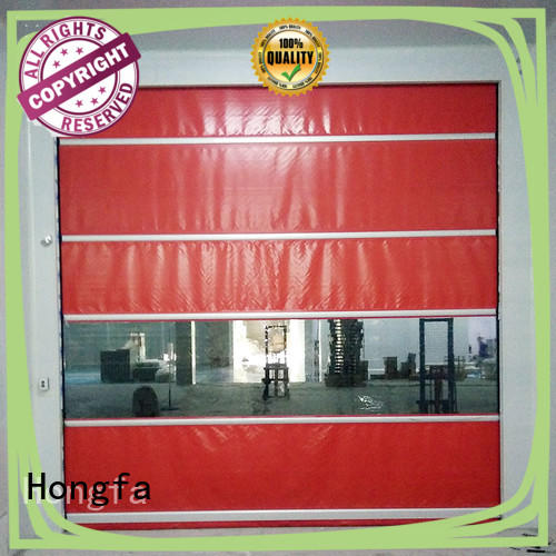 perfect PVC fast door performance factory price for food chemistry textile electronics supemarket refrigeration logistics