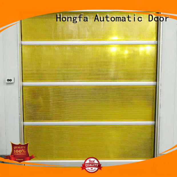 pvc high speed door control in china for storage