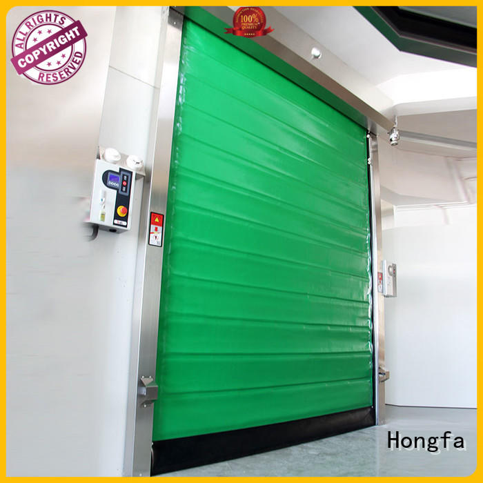 Hongfa perfect cold room door owner for food chemistry