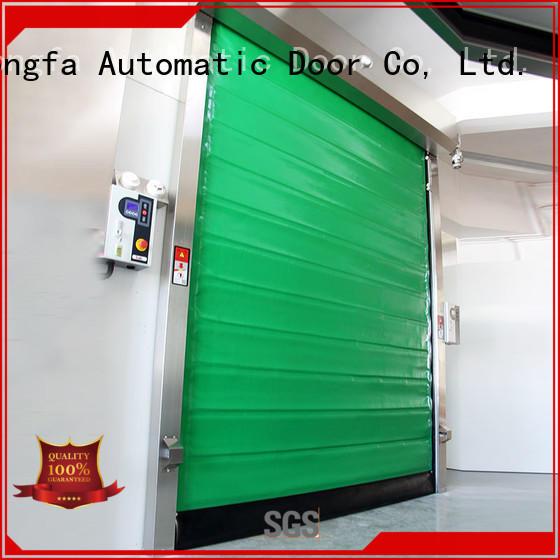 Hongfa door fast door China for warehousing