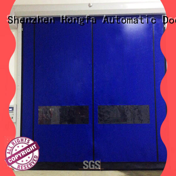 high-quality high performance doors autorecovery marketing for supermarket