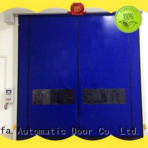 Hongfa autorecovery Self-repairing Door owner for supermarket
