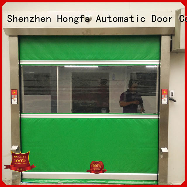 perfect PVC fast door in china for supermarket