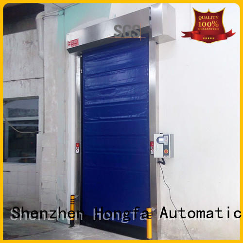 cold storage doors cold for food chemistry Hongfa